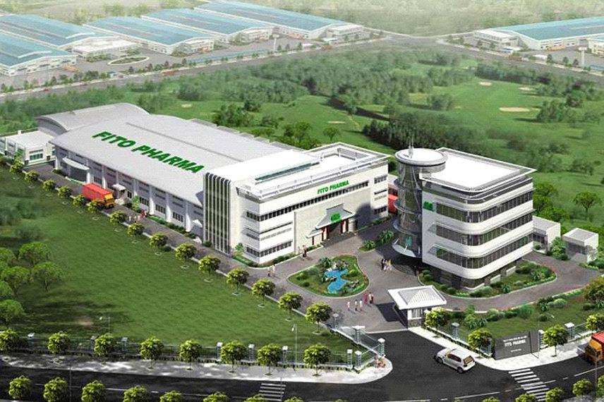 Nhà máy sản xuất thuốc đông dược FITO - GMP - WHO
